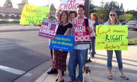 Standing up for choice