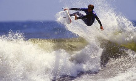 The surfer electric