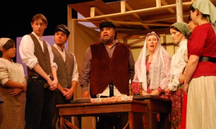 The timelessness of Tevye