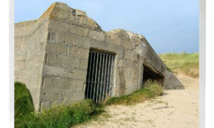 WWII bunker discovered near dunes in Oxnard