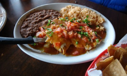 For meals as rich as its history, El Tecolote can't be beat
