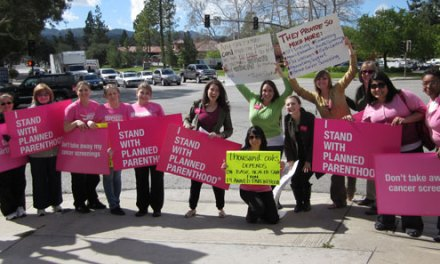 Funding for women's health services at stake