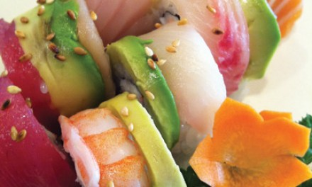 Savoring sushi on Ojai's East End