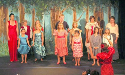Ojai Youth Opera's second act