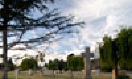 Ivy Lawn designated as cemetery historic district