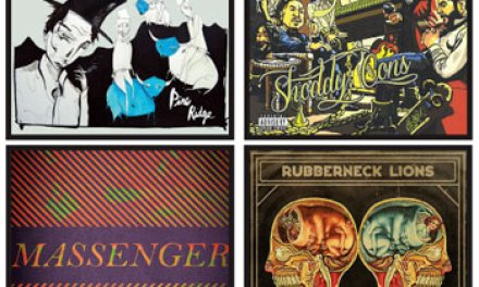 Eight local records that meant something to me in 2013