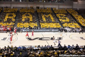 VCU has sold out 35-consecutive games. Expect a lot more of that next season.
