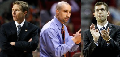 Few, Smart and Stevens are a combined 636-172 as head coaches.