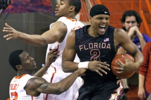 FSU transfer, Terrance Shannon, will provide muscle alongside Juvonte Reddic in next season's front court