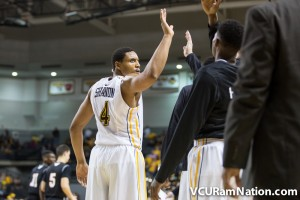 VCU enters the regular season AP top-10 for the first time in school history.