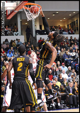 VCU at Belmont. ©MARTY ALLISON