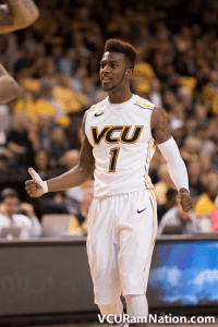 Freshman JeQuan Lewis scored 16 points in 19 minutes against Wofford last season....WITH ONE HAND!