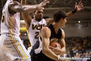 VCU looks to continue the lock down defense Friday night against Stony Brook.