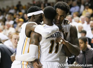 VCU seniors Rob Brandenberg and Juvonte Reddic look to add another NCAA tournament win to their great college careers tonight.