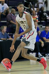 2014 recruit, Terry Larrier, highlights VCU's recruiting class that is ranked 15th nationally by ESPN.
