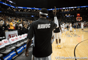 Havoc heads to San Diego as VCU draws SF Austin in their round of 64 game this Friday night.
