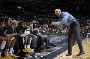 Shaka Smart has led VCU to two A-10 finals appearances in his two seasons in the conference.