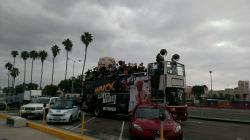 Havoc in San Diego
