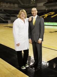 HDL, Inc. President & CEO, Tonya Mallory, is a VCU grad and a huge fan of VCU basketball.