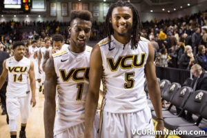 Sophomores JeQuan Lewis and Doug Brooks combined for 25 points in VCU's close loss to Ohio State. Neither were top-100 recruits out of high school.
