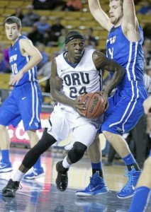 Billbury averaged 14.4 points and 7.4 rebounds as a junior as Oral Roberts. He posted 15.3 ppg and 6.3 rpg his sophomore season with the Golden Eagles.
