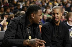 Eric Maynor and Larry Sanders combined to form one of VCU's most dangerous inside-out combos.