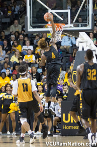 Justin Tillman is back for another year of impressive dunks, this time in an expanded role under new head coach Will Wade.