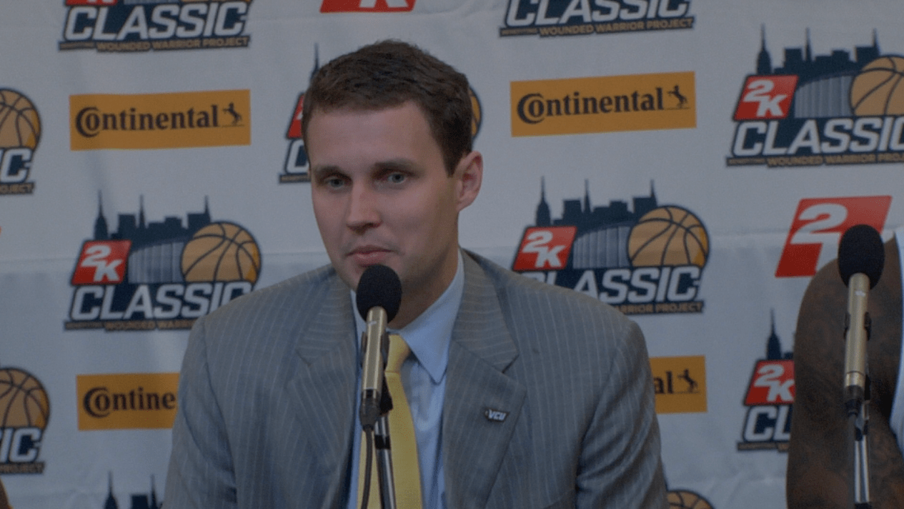 Will Wade's Rams went toe-to-toe with the defending national champs before eventually falling after 17-3 second half Duke run.