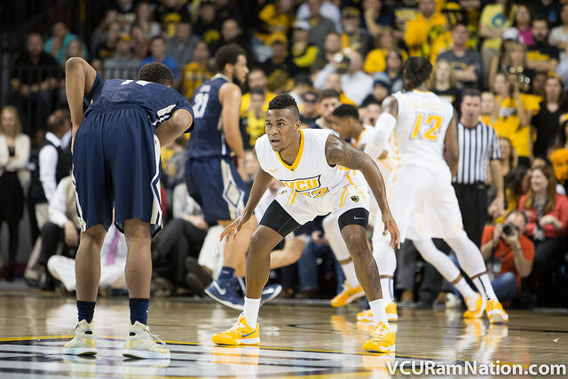VCU held GW to just 48 points in their last trip to the Siegel Center.