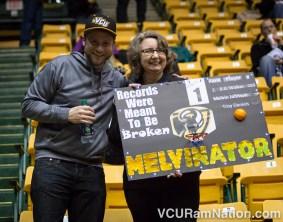 VCU Fans, Eric Morton