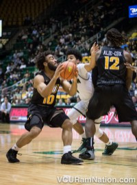VCU's loss at George Mason dealt a major blow to VCU's at-large chances.
