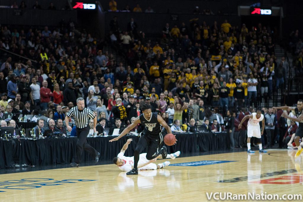 The last time VCU and Dayton met was in last season's Atlantic 10 Tournament Championship game, VCU winning it, 71-65.