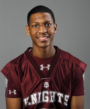 Nebraska grad transfer Andrew White III played high school basketball at Thomas Dale locally before heading off to Miller School.