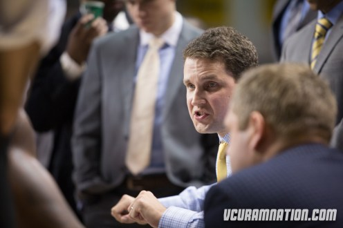 VCU head Coach Will Wade