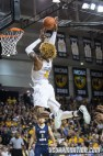 Justin Tillman scored a game-high 20 points to go with 13 rebounds in VCU's win over GW earlier this season.