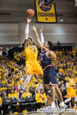 Justin TIllman has averaged 17.3 points and 9 rebounds over VCU's current three-game winning streak.