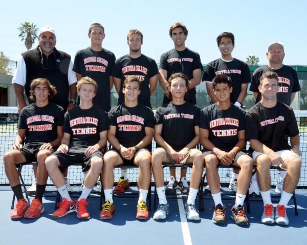 2014 Ventura College Men's Tennis - Ventura College Athletics