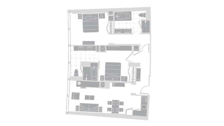 vdara 2 bedroom suite. Vdara 2 Bedroom Show Home Design Two Loft Suite  Centerfordemocracy org