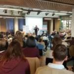 Vortrag an Berufsvorbereitung Ravensburg, Stiftung Liebenau 9