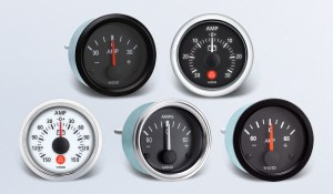 Ammeter | By Type | Instruments, Displays and Clusters | VDO Instruments and Accessories