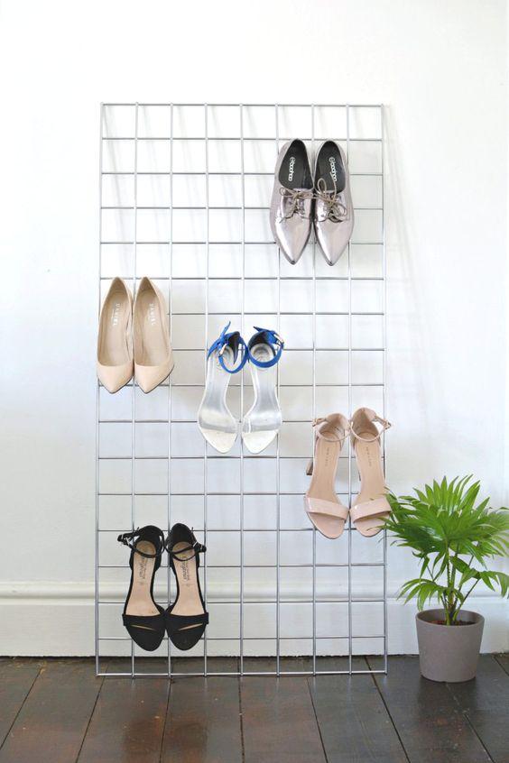 organizziamo le scarpe