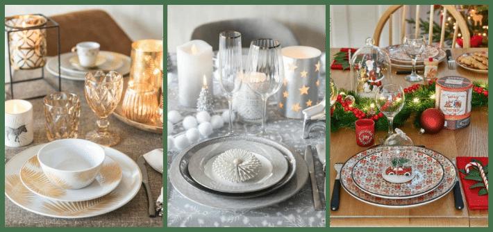 piatti di Natale