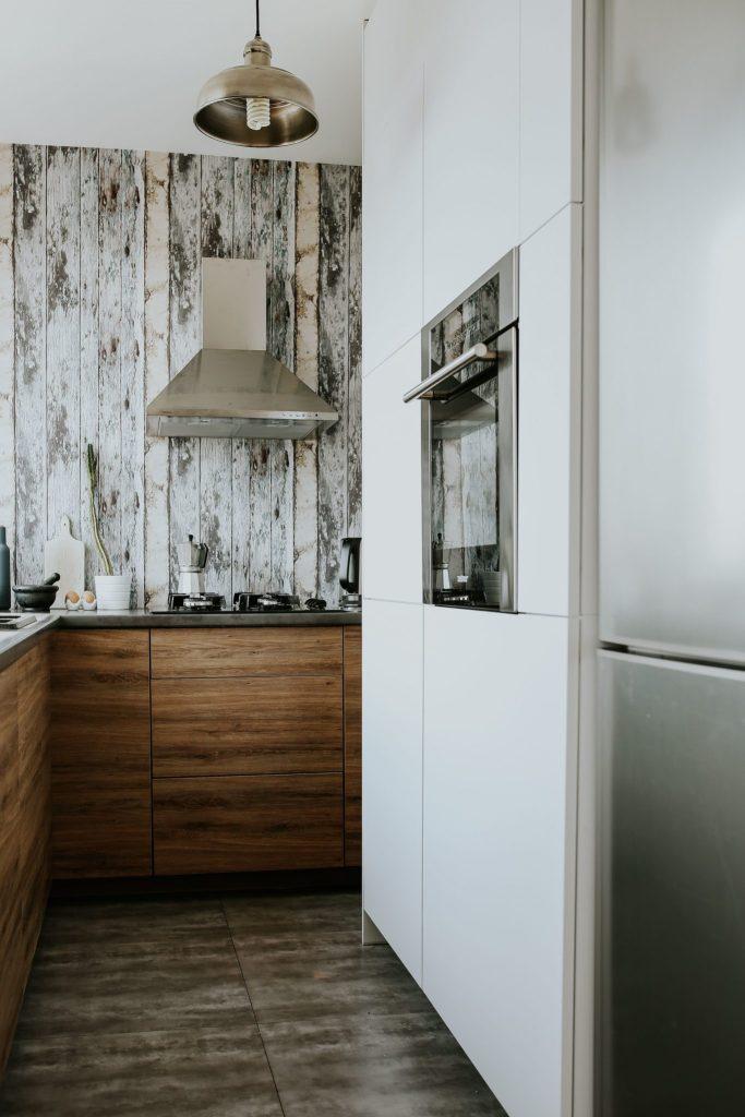 materiali tecnologici per la cucina come la pietra sinterizzata