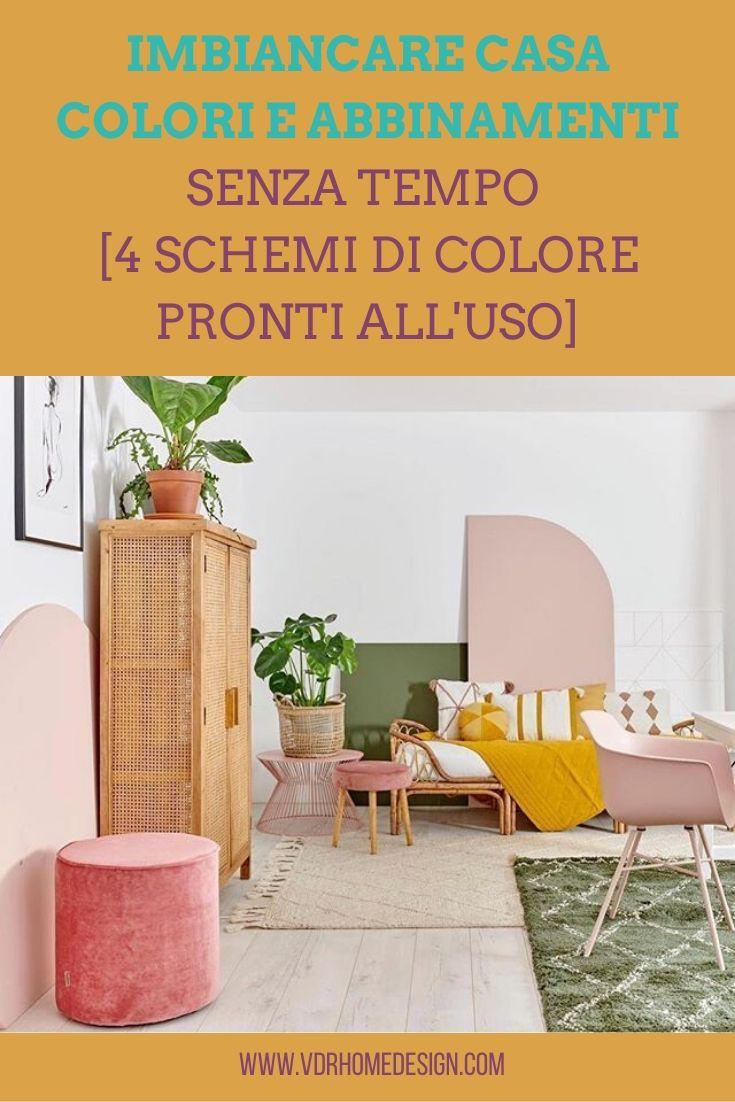 Colori Nuovi Per Tinteggiare Casa imbiancare casa colori e abbinamenti intramontabili e pronti