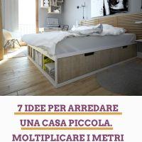 7 idee per arredare una casa piccola. Moltiplicare i metri con questi esempi