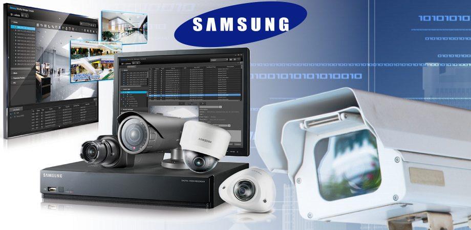 Samsung CCTV Distributor Dubai