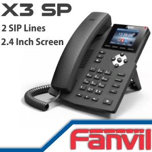 Fanvil-X3SP-IP-Phone-Dubai-UAE