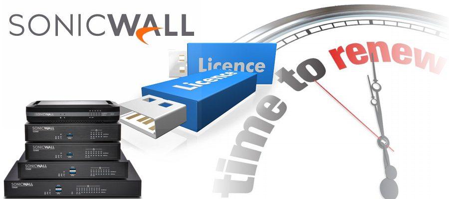 Sonicwall Renewal Dubai