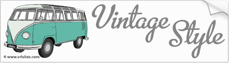 The ultimate in vintage style, a deluxe Samba camper van in Turquoise and Blue White