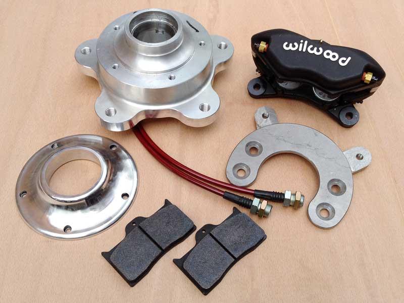 Fellows Speed Shop disc brake kit